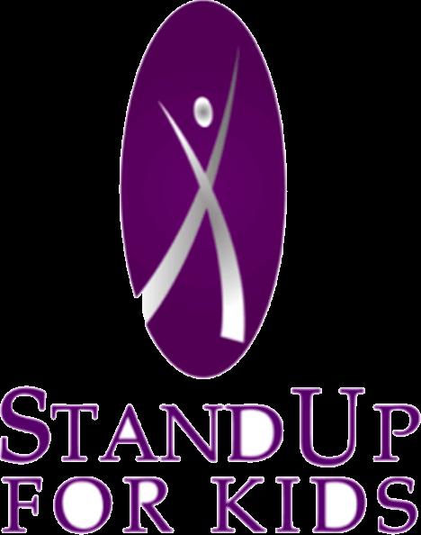 Standup For Kids Logo